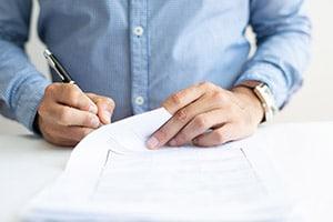 subside modification contrat lamal